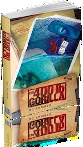 Gorilla thumb 3d